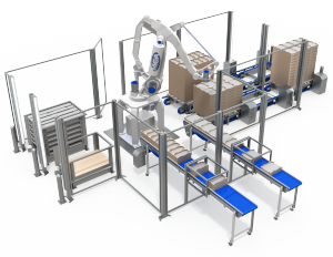 Example Palletizing Station