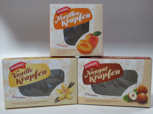 3-flap carton company Kuchen Peter Backwaren GmbH